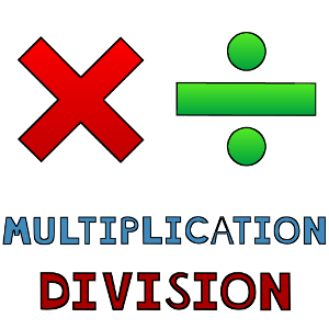 Image result for dividing and multiplying